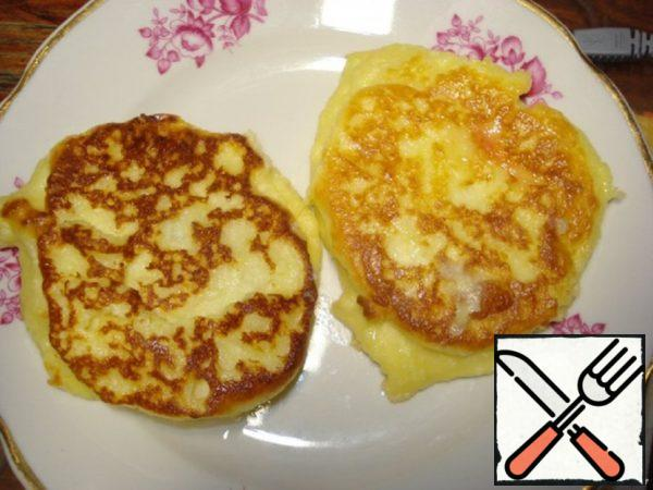 Cheese Cake with Marmalade Recipe