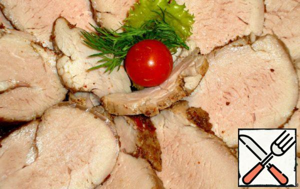 Pork Tenderloin Pastrami Recipe
