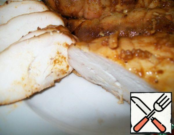Spicy Chicken Pastrami Recipe