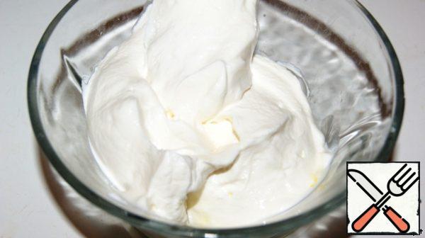 Add yogurt.