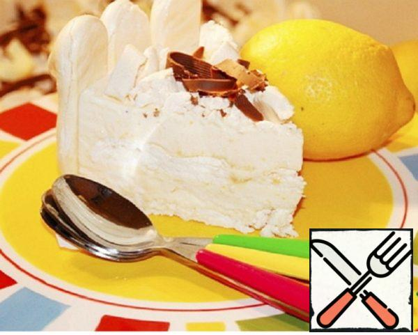 "Cake-Parfait ""Lemon Pleasure"" Recipe"