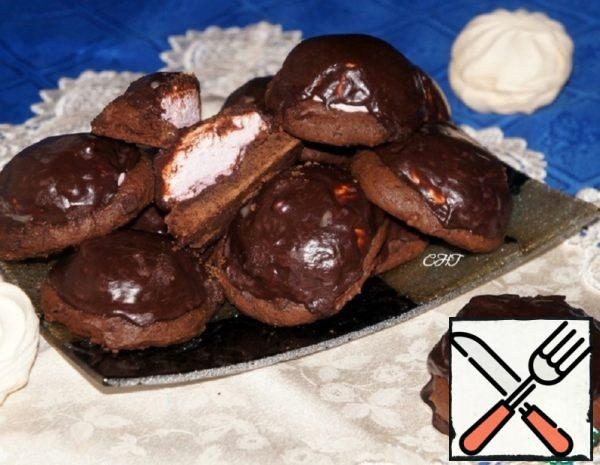 Cookies with Marshmallows Recipe