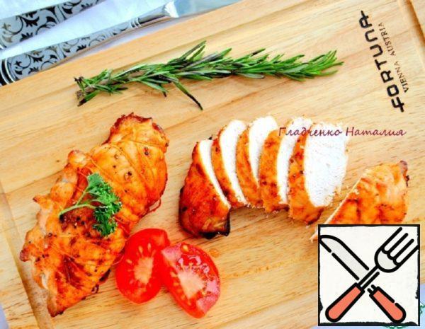 Chicken Pastrami Recipe