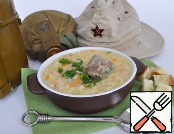 Soldier's Kulesh Recipe