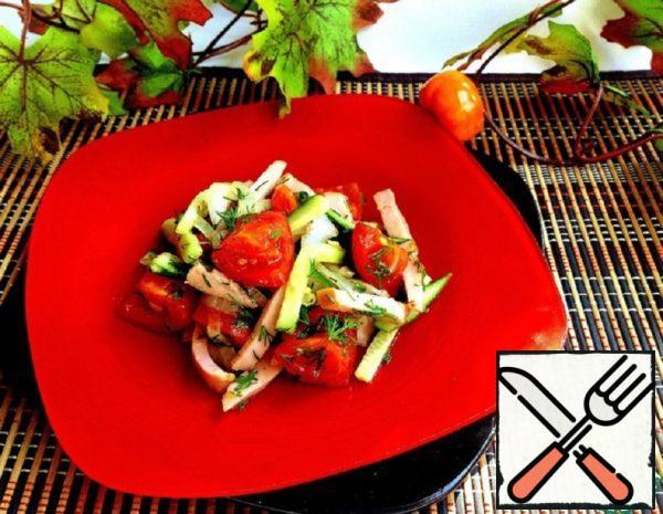 """Salad """"Exquisite Autumn"""" Recipe"""