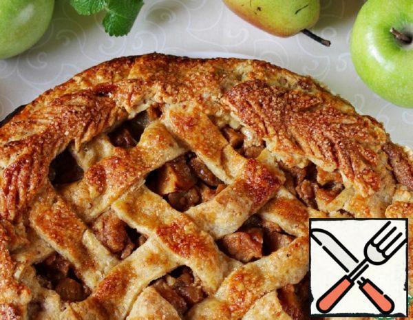 Apple-Pear Galette Recipe