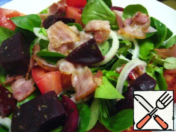 Bacon and Beet Salad Recipe