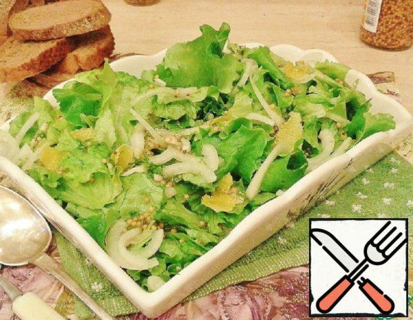 Onion Salad Recipe