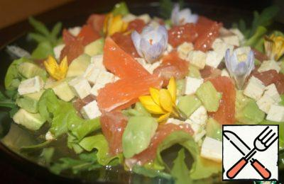 Spring Citrus Salad Recipe