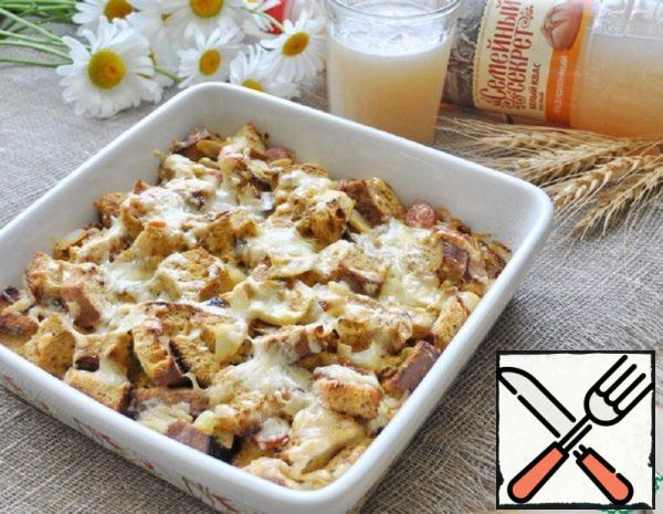 "Bread Pudding ""Family Traditions"" Recipe"