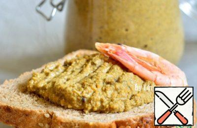 Diet Seafood Pate Recipe