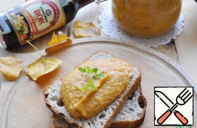 Vegetable Caviar Recipe