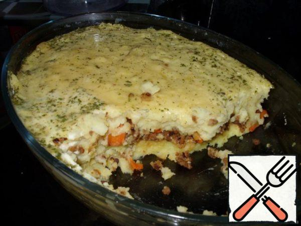 Casserole from Mashed Potato Recipe