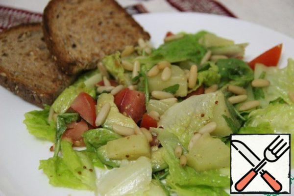 "Salad ""Inspiration"" Recipe"