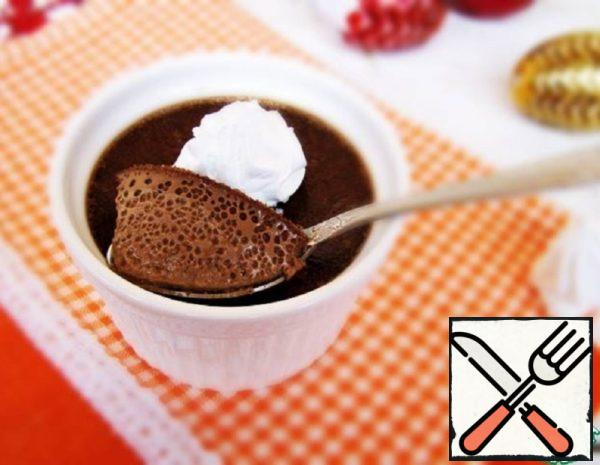 Coffee-Chocolate Pudding Recipe