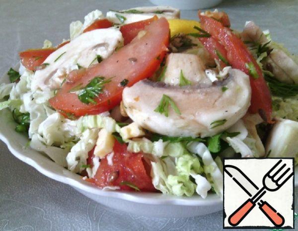 """Salad """"Instant"""" Recipe"""