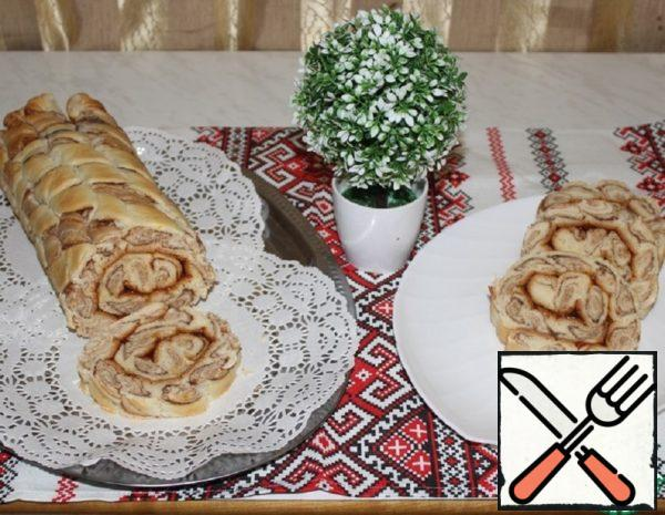 Roll with Chocolate-Curl Recipe
