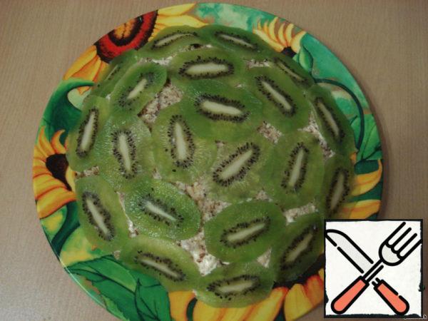 Salad with Kiwi Recipe