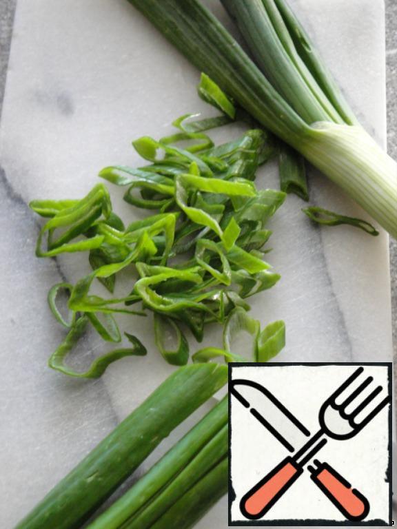 Onion chop.