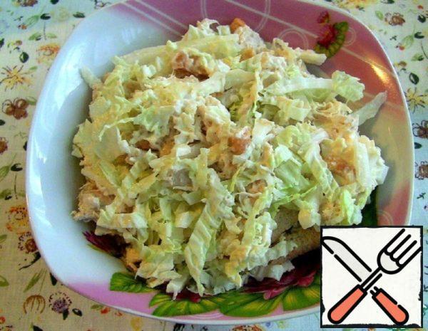 Delicate Chicken Salad Recipe