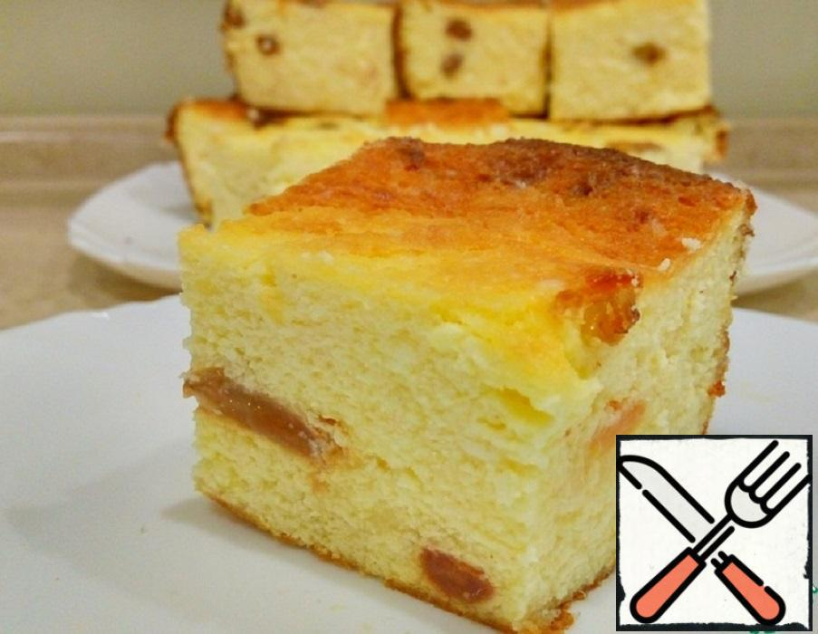 Cottage Cheese Casserole With Semolina In The Oven Recipe With Pictures Step By Step Food Recipes Hub
