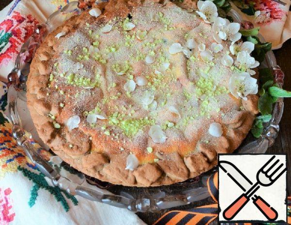 "Pie ""Blooming May"" Recipe"