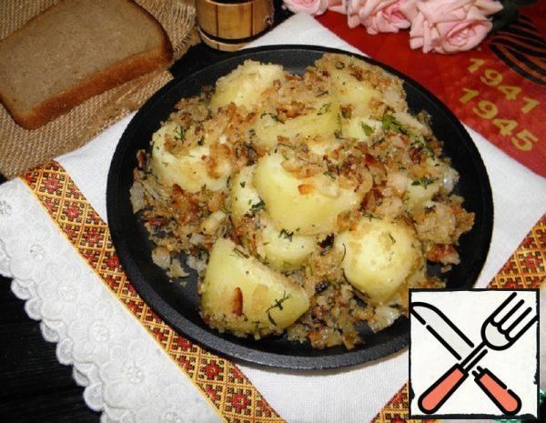"The Potatoes ""Fragrant"" Recipe"