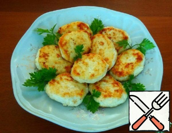 Protein Cutlets Recipe