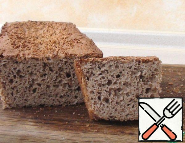 Homemade Gluten-Free Buckwheat Bread Recipe