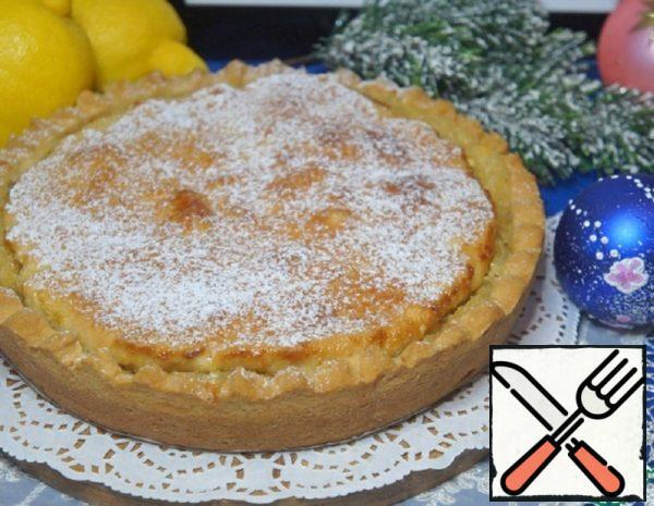 Tender Lemon Pie Recipe