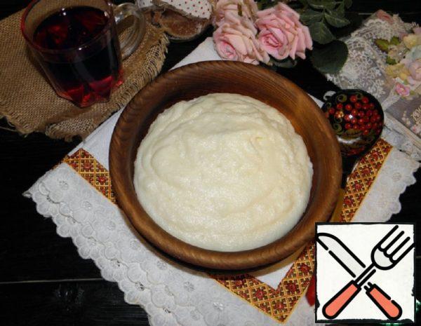 """Semolina Porridge """"Instant!"""" Recipe"""