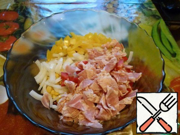 Add bacon.