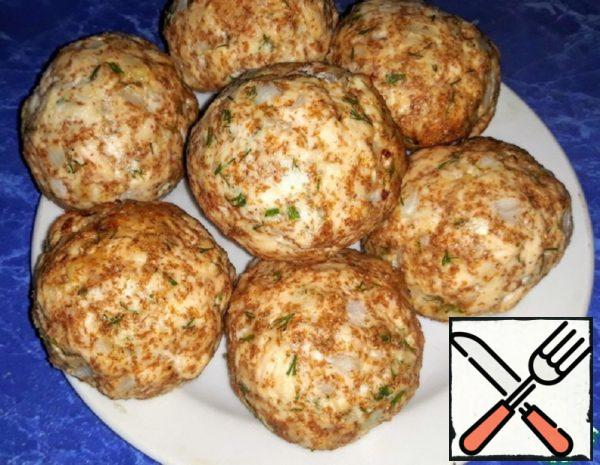 Cutlets with Bran Recipe