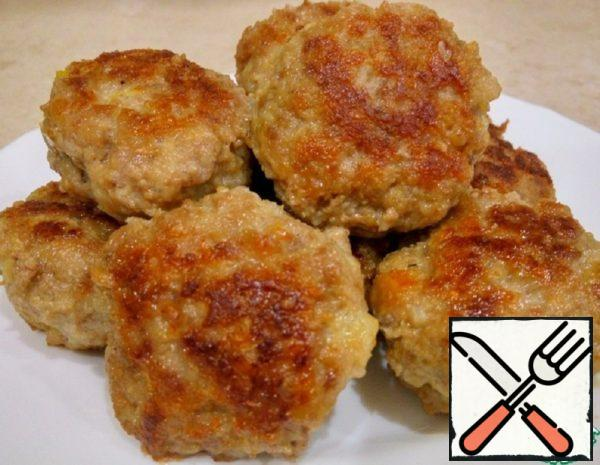 Juicy Homemade Minced Cutlets Recipe