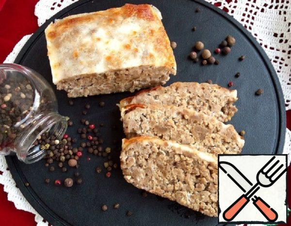 Meat Casserole-Souffle Recipe