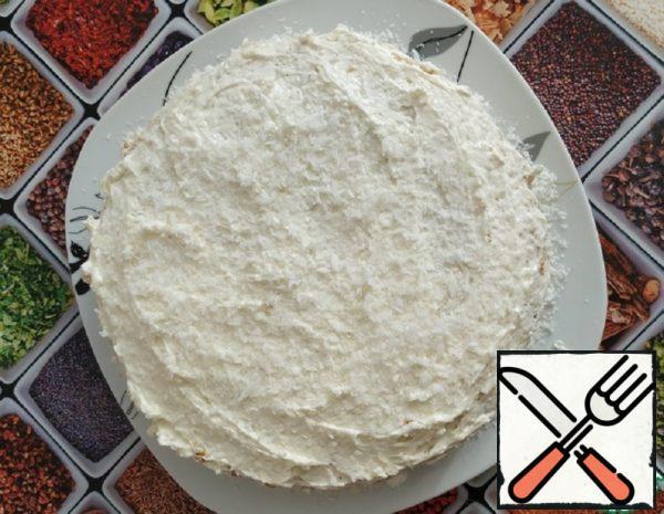"""Cake """"Bride"""" Recipe"""