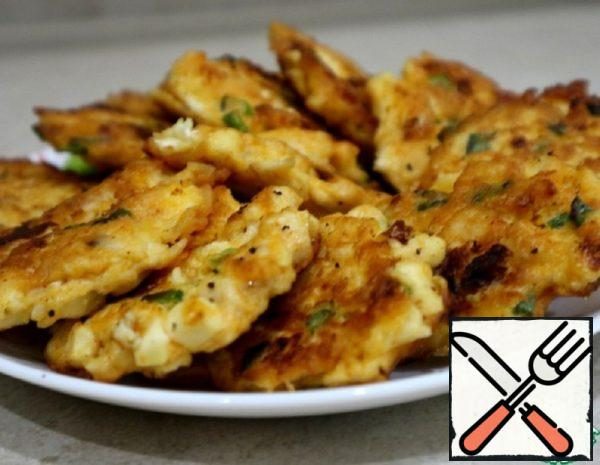Chicken and Processed Cheese Breakfast Recipe