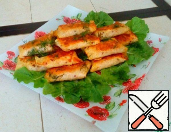 Juicy Snack of Pita Bread Recipe