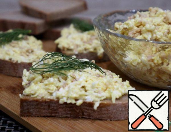 The Spread on Bread, Cod Liver Recipe