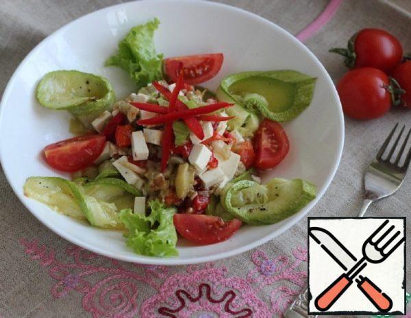 "Salad ""Spring Gourmet"" Recie"
