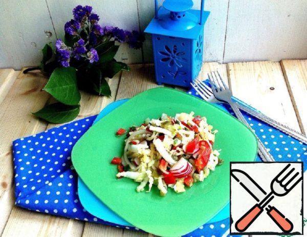 "Salad ""Picnic"" Recipe"