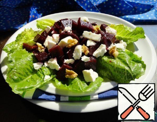 Beet Salad with Feta Recipe