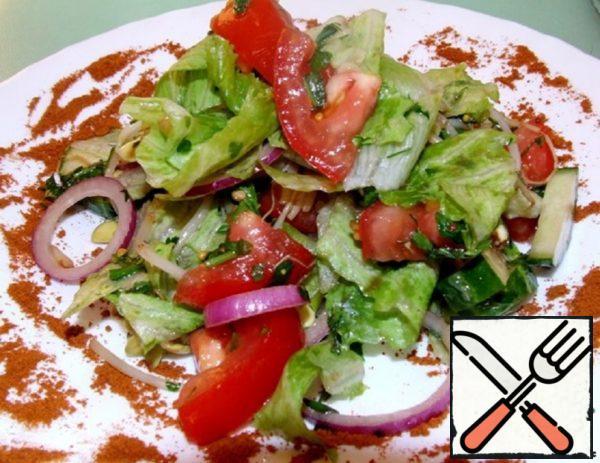 Salad Diet Recipe