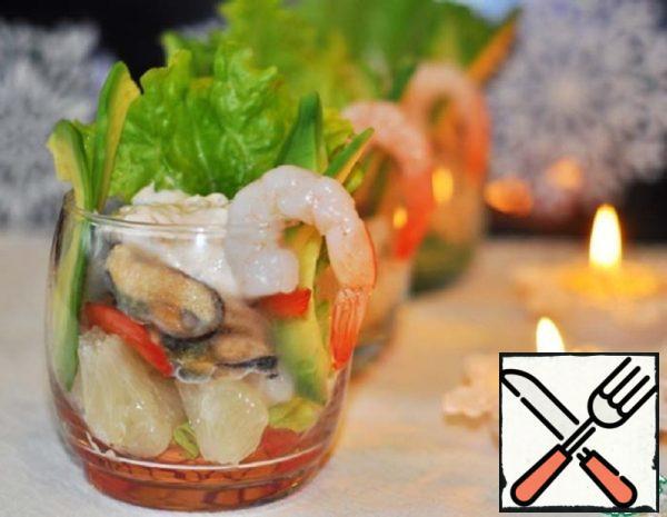 Salad-Cocktail Recipe