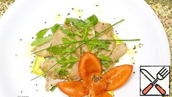Veal Salad Recipe