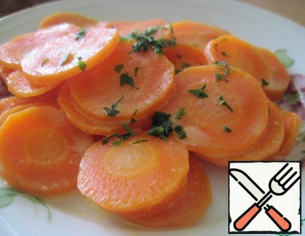 Braised Carrots Recipe