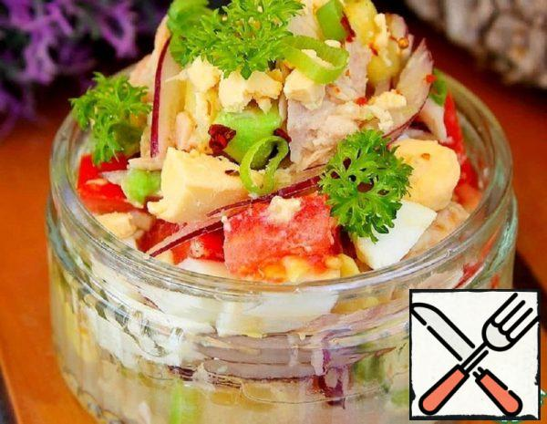 Avocado and Tuna Salad Recipe