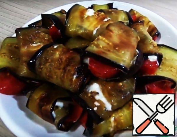 Eggplants Recipe