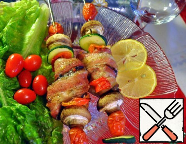 Kebab with Fish Recipe