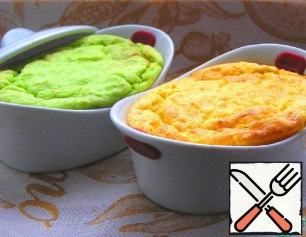 Chicken mixed Rice Soufflé Recipe